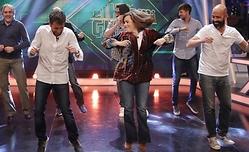Baile de Soraya en El Hormiguero