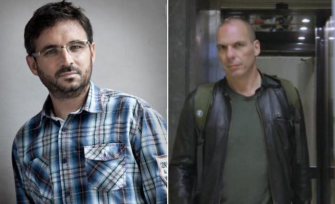 La sorprendente condición que exigió Varoufakis a Jordi Évole para su entrevista