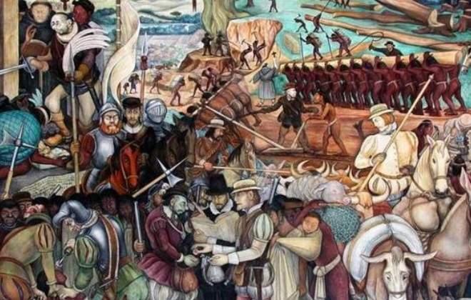 El mal que España llevó a México
