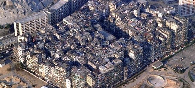 20 años sin la barbaridad urbanística de Kowloon