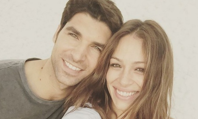 Eva y Cayetano se casan