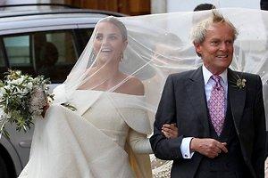 Romántica boda andaluza