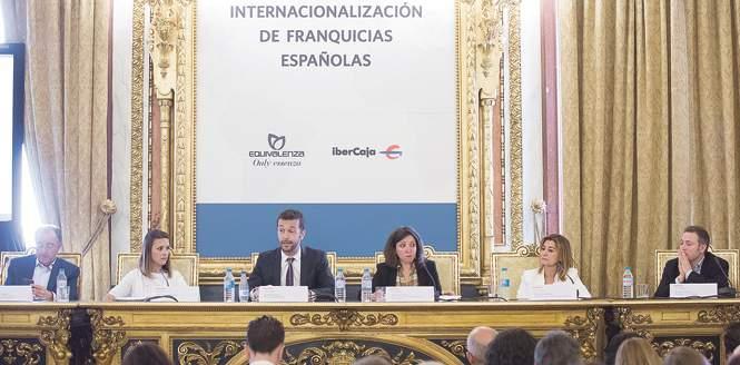 Salvador Marín, presidente de Cofides, participa en la Jornada Empresarial Internacionalización de la franquicia española