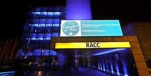 El RACC se viste de azul por el autismo