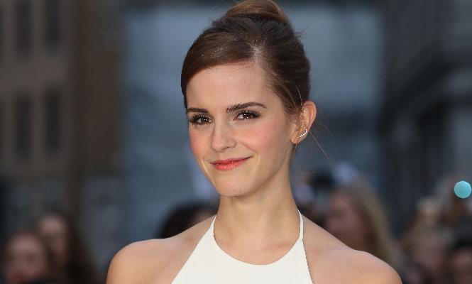 Emma Watson, impecable