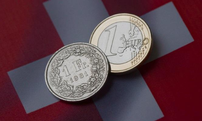 El Franco Suizo Se Desploma Fe A Las Prinles Divisas Ante Una Posible Intervención Del Banco Central