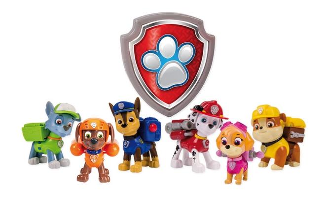 La escasez de juguetes de la patrulla canina dispara - Imagenes de la patrulla canina ...
