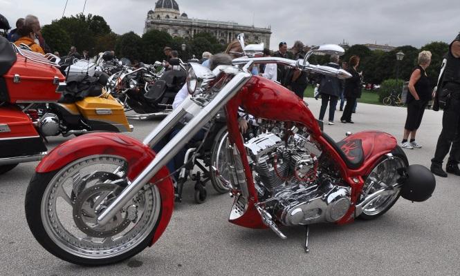 Imagenes De Motos Harley: El 'problema' De Harley-Davidson: Sus Motos Son Demasiado