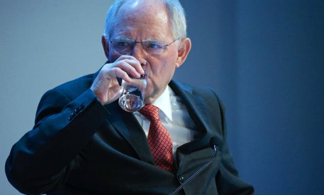 Schäuble no está preocupado por el futuro de Deutsche Bank