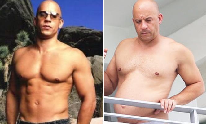 Vin Diesel deja el 'six pack' para convertirse en 'fofisano' - eleconomistaamerica.pe