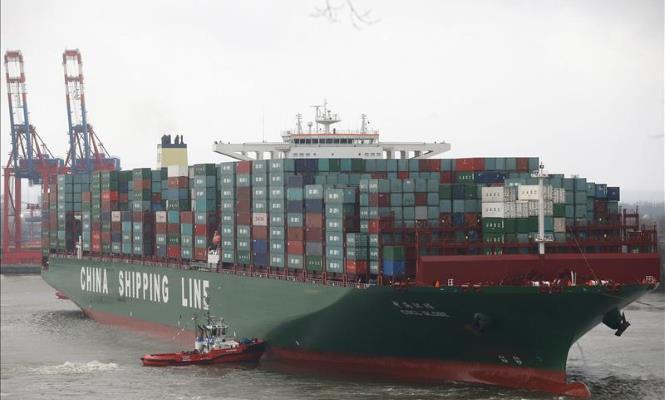 La economía global se tambalea: el índice del comercio mundial cae a mínimos históricos (El Economista). La OCDE revisa sus perspectivas a la baja. Comercio-mundial
