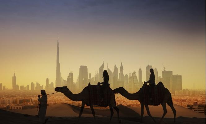 Estalla la burbuja de Dubai