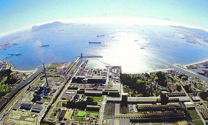 Acerinox inyectará 140 millones en su planta del Campo de Gibraltar - elEconomista.es