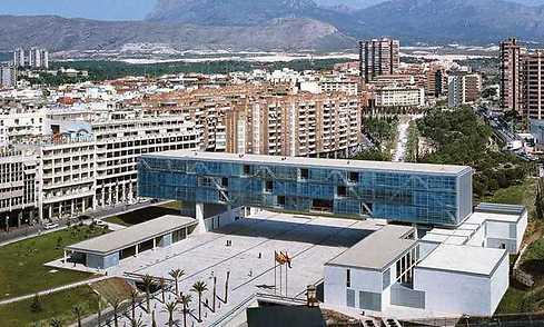 Los mejores edificios de España (I): El Ayuntamiento de Benidorm -  elEconomista.es