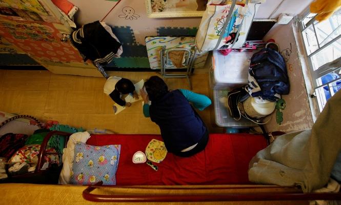 Mini apartamentos para 39 mosquitos 39 se venden a precio de - Apartamentos en hong kong ...