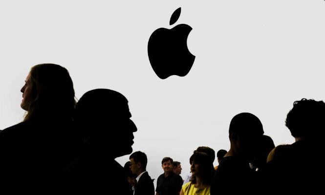 apple sombras
