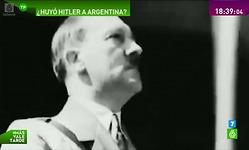 ¿Huyó Hitler a Argentina?