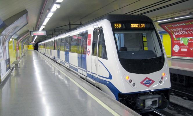 Metro de Madrid: la línea 1 cerrará por obras del 21 de mayo al 30 de septiembre