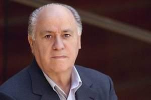 Ortega se embolsa 554 millones