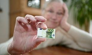 Las pensiones subirán un 0,25%