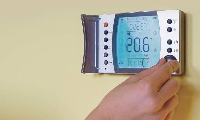 Consejos para reducir la factura de la calefacci n en - Temperatura calefaccion invierno ...
