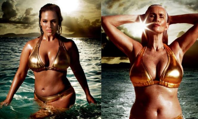 Una modelo de 56 años, musa de Sports Illustrated