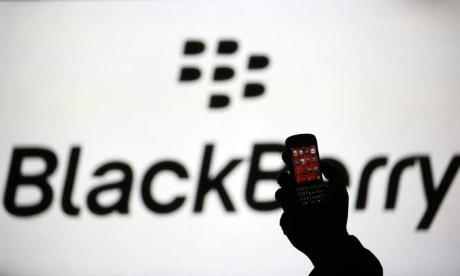 El último cartucho de BlackBerry