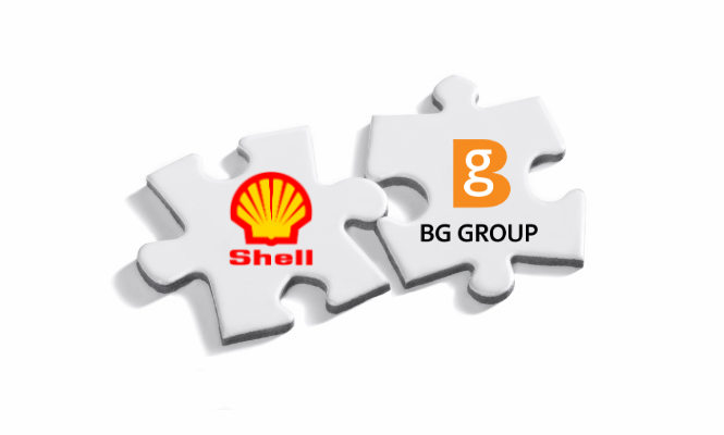 Royal Dutch Shell покупает BG Group