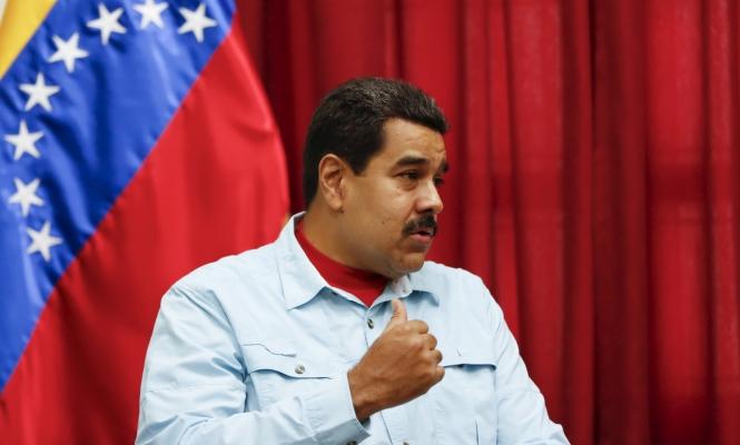 Maduro tiende su mano a Rajoy - 310x