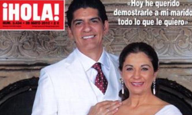 Pablo Durán dice que se casó con Lolita por el dinero de la exclusiva de Hola - Informalia.es