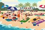 Vizcaya recibe casi 700.000 turistas hasta agosto