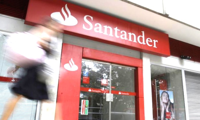 Banco santander coloca millones en c dulas for Oficinas banco santander en roma