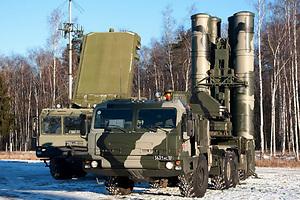 Rusia saca su escudo antimisiles