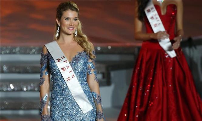 The Official Thread of Miss World 2015 @ Mireia Lalaguna - Spain  Miss-mundo-espana-2015