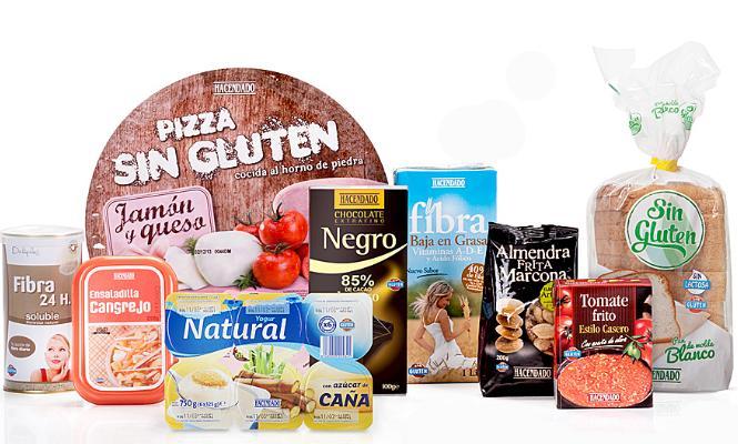 Alimentos sin gluten un nuevo reto para el sector de la distribuci n - Alimentos sin gluten para celiacos ...