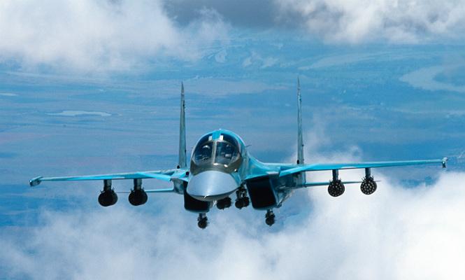 Así es el bombardero con el que Rusia machaca a los combatientes en Siria