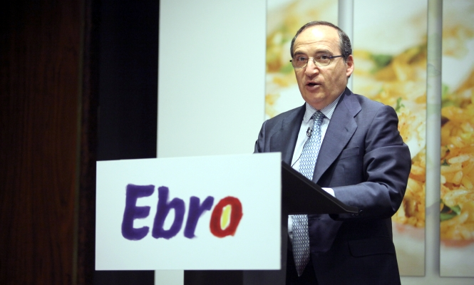 Ebro Foods ganó en el primer semestre 87,6 millones de euros