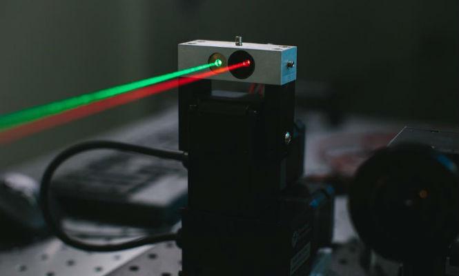 La codificación láser del fumar en donetske