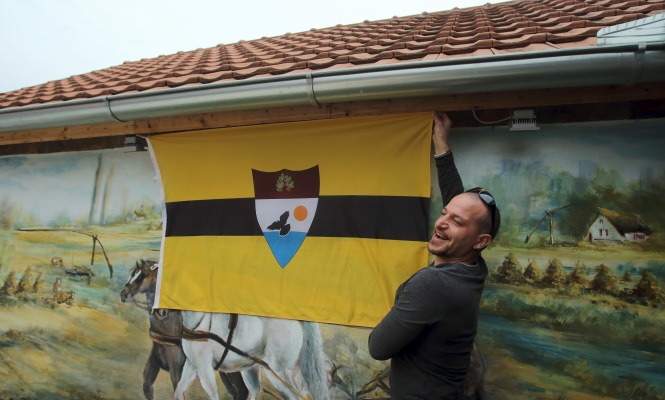 Nace primer pais ANARKOCAPITALISTA: LIBERLAND Liberland
