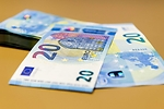 El nuevo billete de 20 euros empieza a circular hoy