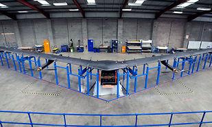 Aquila, el dron de Facebook