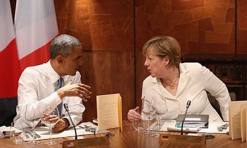 Obama quiere a Grecia dentro del euro - 490x