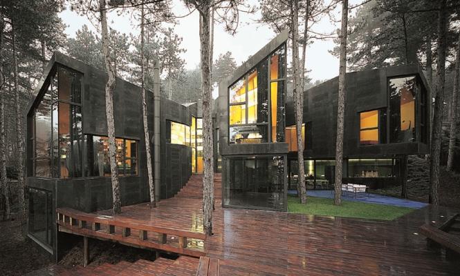 Joyas De La Arquitectura Espa 241 Ola En Venta I La Casa Levene En El Escorial Eleconomista Es