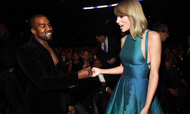 Kanye de Taylor: Yo hice famosa a esa zorra