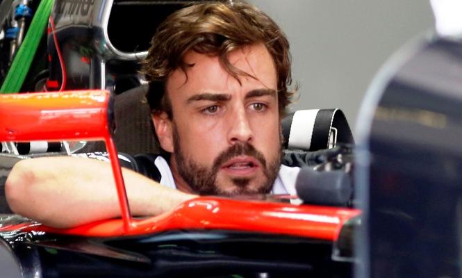 Alonso confirma que falló el coche