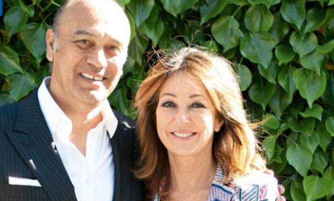 El hijo de Ana Rosa Quintana se ha casado por lo civil