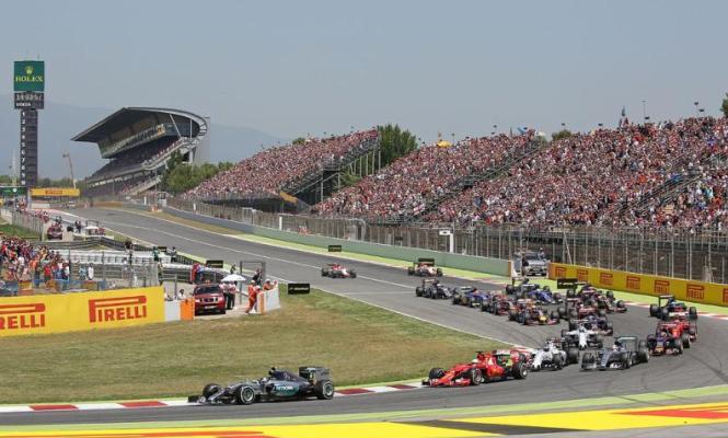 Circuito Montmelo : Fórmula 1 en montmeló: por qué es rentable financiar un circuito