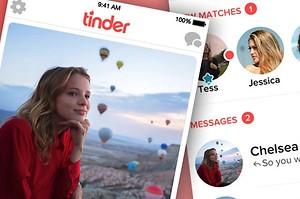 Usar Tinder y encontrar... trabajo