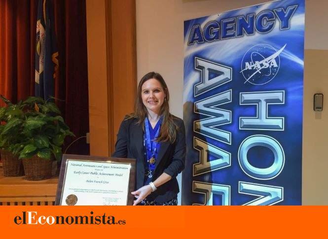 Forinvest premiará a la investigadora de la NASA Belén Franch