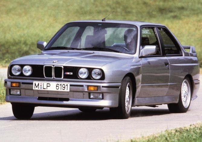 BMW M3: tres décadas de emoción sin límites